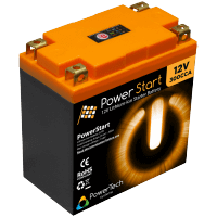PowerStart 12V Starter Battery – 300CCA