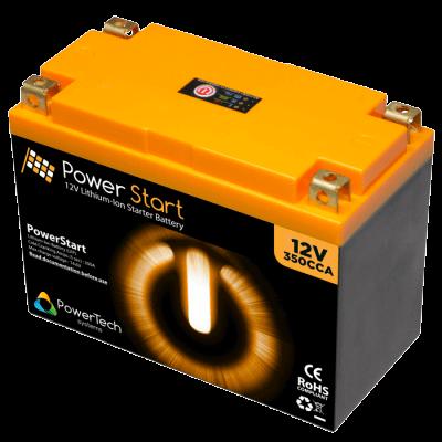 PowerStart 12V Starter Battery – 350CCA
