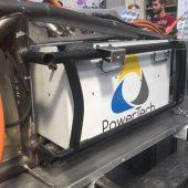 Battery integration on the ESTACA StreamLiner